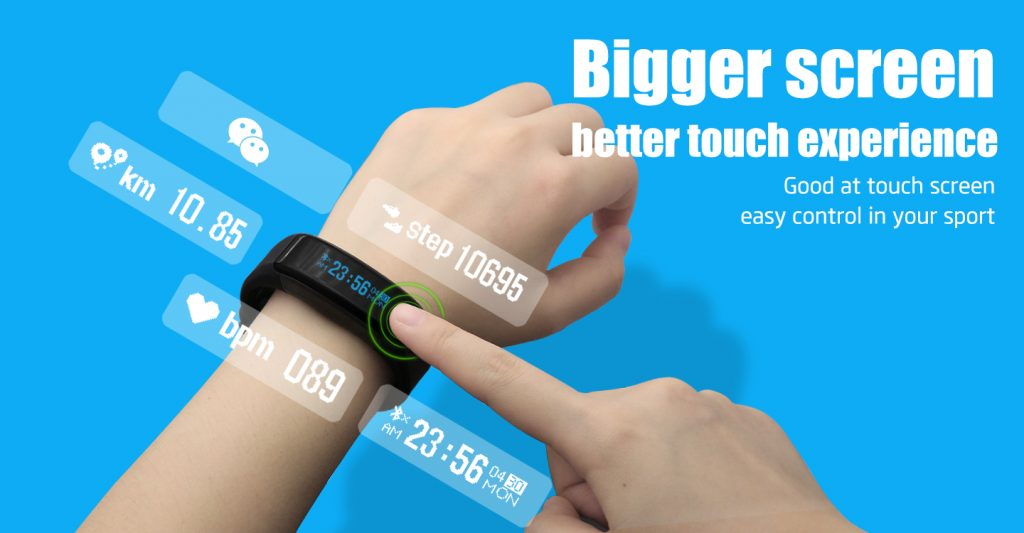 what's the different between smartband and tethering watch