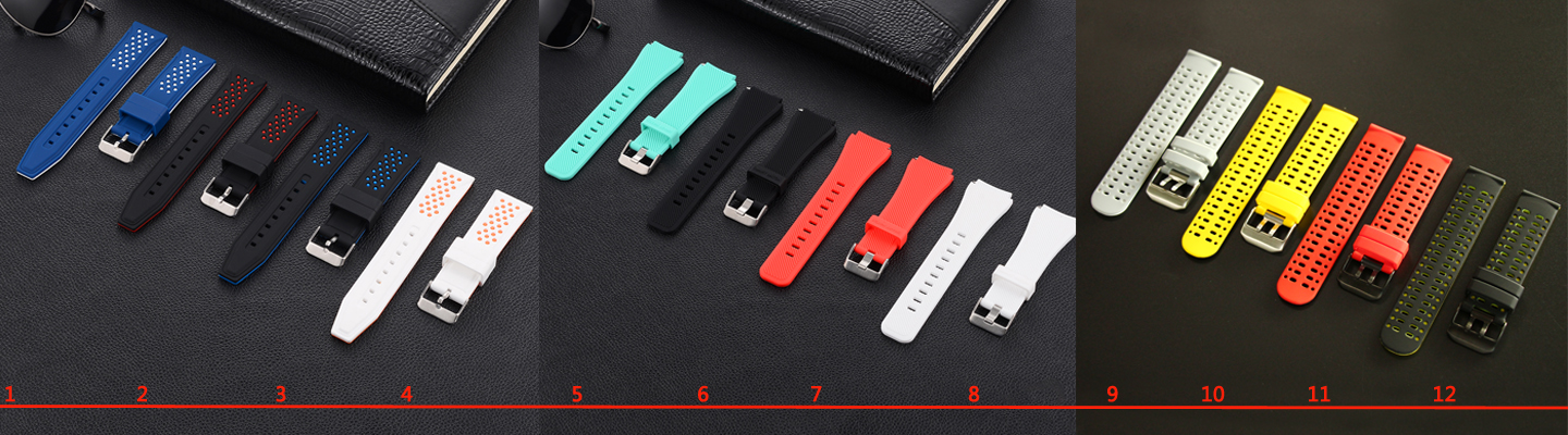 NO.1 Smartwatch Straps