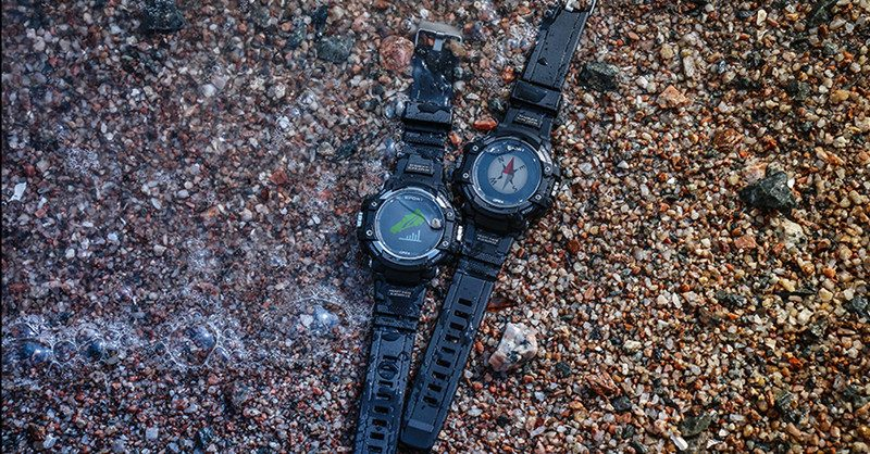 How to use the compass in NO 1 F7? – NO 1 Smartwatch, start your