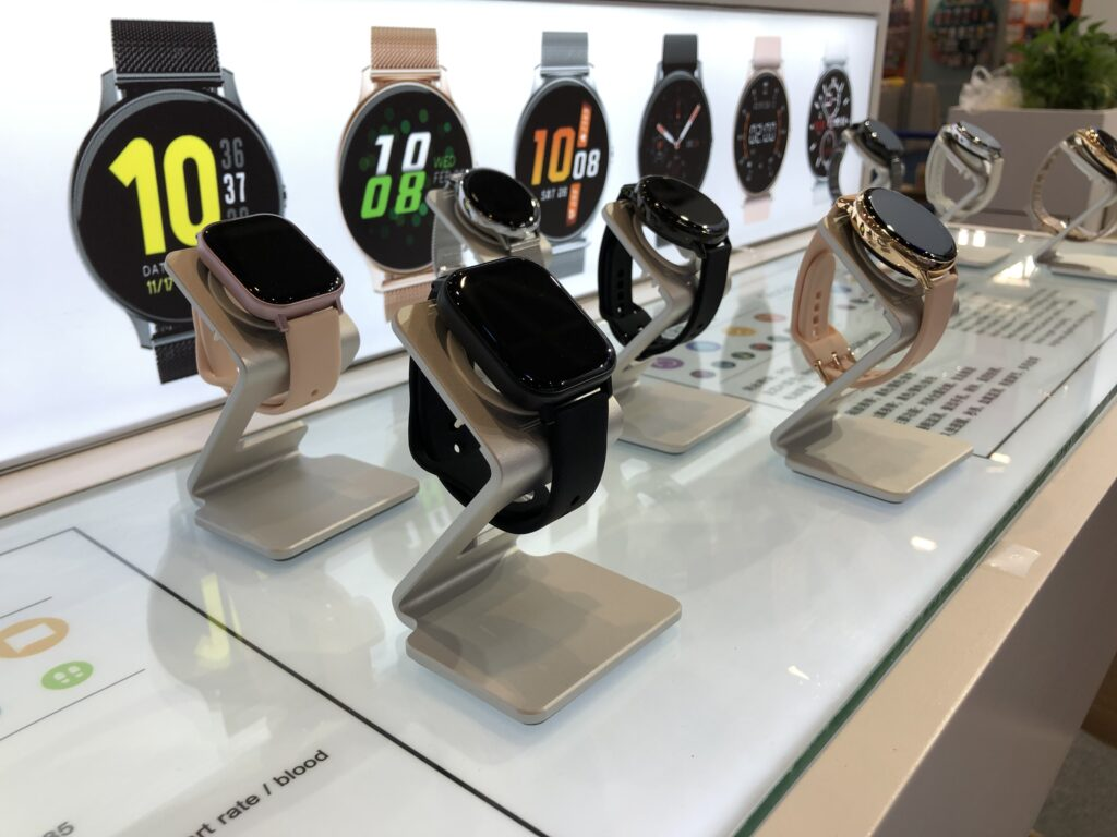DTNO.I's latest smartwatch in 2020